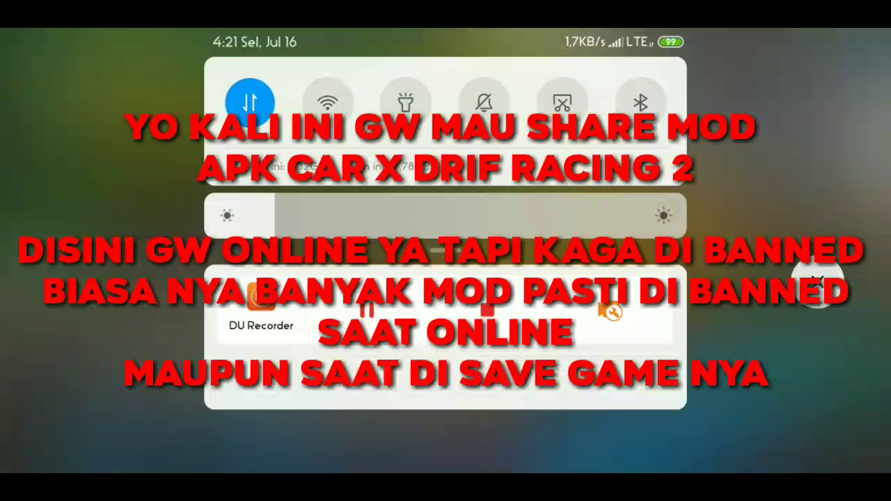 New Car X Drift Racing 2 Mod Apk No Banned V 1 4 1 Youtube