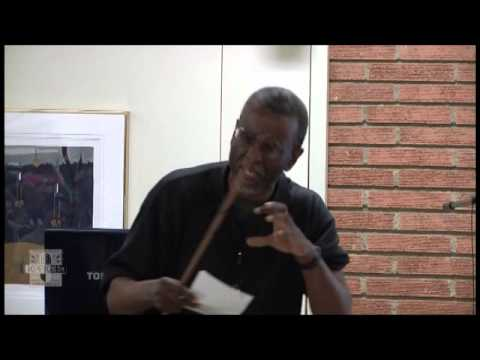 "Dr. Gerald Horne Teach in on Africa ""From Mali to Congo"""