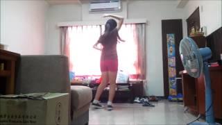 七米 hyuna bubble pop dance cover 有hyuna的live畫面