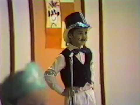 Kindergarten Circus - Washington Grove Elementary School - May 11th 1987