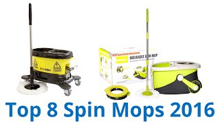 8 Best Spin Mops 2016