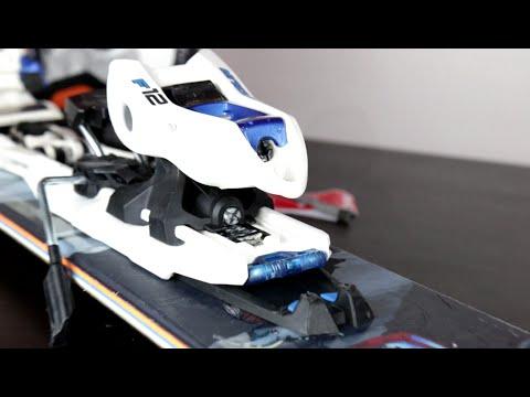 Skibindung richtig einstellen