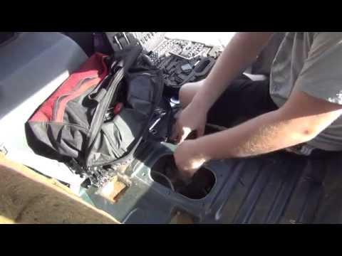 Pt Cruiser Fuse Diagram 1992 Mitsubishi Montero Fuel Pump Repair Youtube