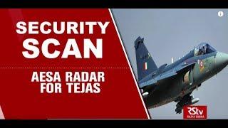 Security Scan - AESA Radar For Tejas