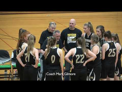 Meridian Girls Basketball: Meridian High School vs. Lynden High School (January 7, 2019)