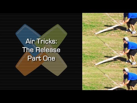 Air Tricks On The Cable: The Release Part One