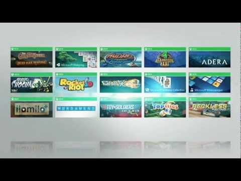 Play: играйте в Xbox игры на Windows 8 и Windows RT