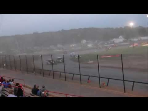 Canandaigua Motorsports Park - July 8, 2017 - Modified Main