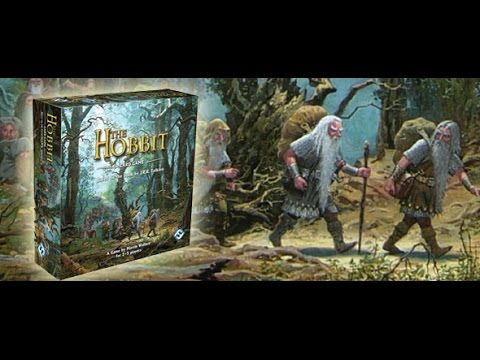 Game Review: The Hobbit Card Game