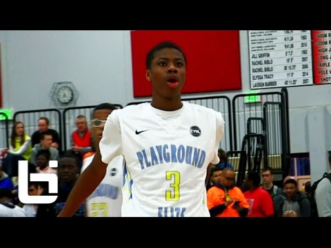 16 Year Old Kostas Antetokounmpo Flashes Athleticism   Quickness (Raw  Footage) 06b01b82c