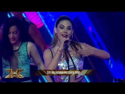 Teffi Valenzuela - Fria - Factor X 2019