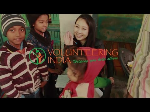 Volunteer in India with Volunteering India