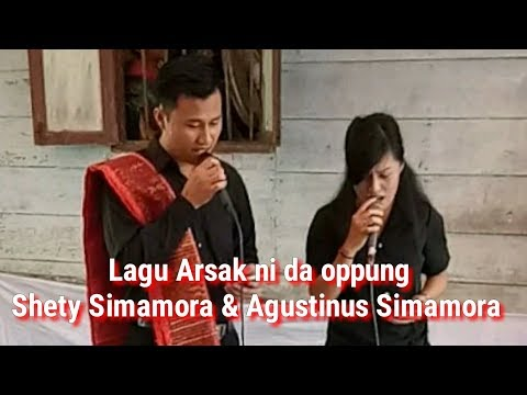 Lagu sedih terakhir buat oppung * Arsak ni da oppung* || Shety Simamora & Agustinus Simamora