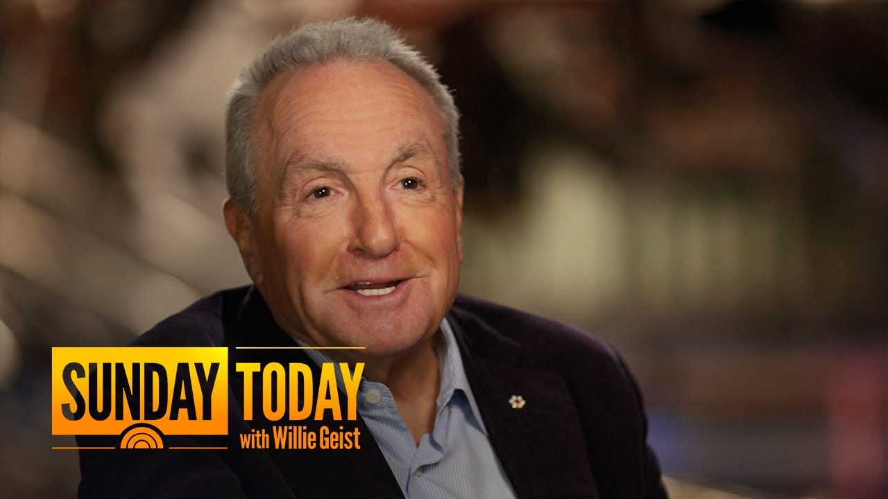 Download Lorne Michaels On 'SNL' Always Adapting To The Times, Even During A Pandemic | Sunday TODAY