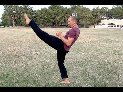 Incredible Kung Fu Kicks!!!
