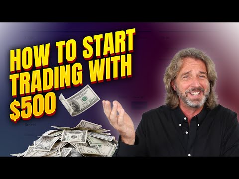 How To Start Trading With 500 Dollars