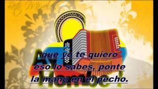Soy tuyo-Los Betos-LETRA