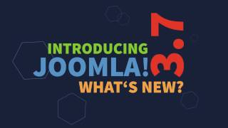 Joomla! 3.7 - 700 reasons the best just got better! thumbnail