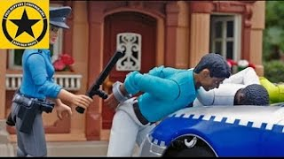 BRUDER Toys POLICE Rapper Raid: The Empire Strikes Back! Explicit Lyrics, Parental Advisory