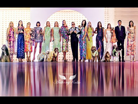 2021 Anthony Rubio Resort - Canine Couture & Women's Wear LAFW