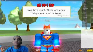 ROBLOX-CHATTING AND PLAYING WITH THE LITTLE FRIENDS ON LIVE (ROBLOX)