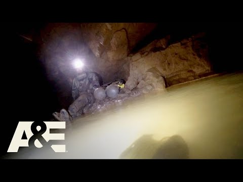 Rescue Cam: Diver Trapped In Underwater Cave for 11 HOURS (S1) | A&E