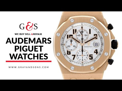 Used Audemars Piguet Watches | Buy Sell Repair | Gray And Sons Jewelers