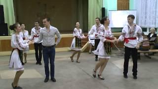 �������� ���� Молдавский танец. Вечер встречи выпускников 2015 ������