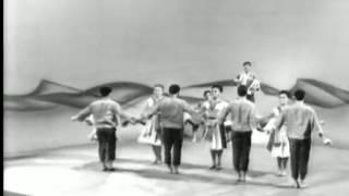 HaPa'amonim  - Israeli folklore (live in France, 1963) -  1 -