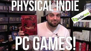 Physical Indie PC Games - Indiebox Review - Super Meat Boy Edition | RGT 85