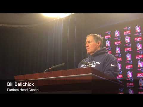 Bill Belichick Gets Testy When Asked About Status Of Patriots WR Malcolm Mitchell