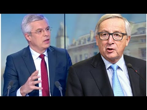 EU minister RUBBISHES Juncker's plans for Europe as he lists EVERYTHING wrong with bloc