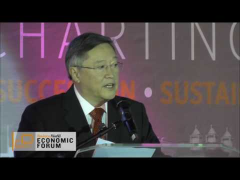 Finance Secretary Carlos G. Dominguez's full speech at the BusinessWorld Economic Forum 2016