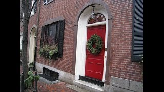 Front Door Color For Brick House