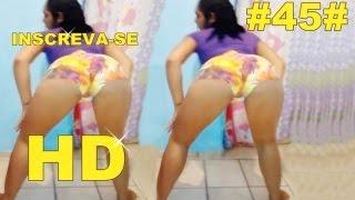 Novinha gostosa dançando funk♪♪ HD #045#