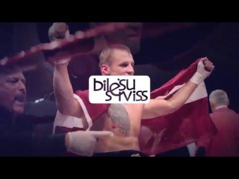 Mairis Briedis cīņu šovā Fighting Elite 21.februārī Arena Rīga