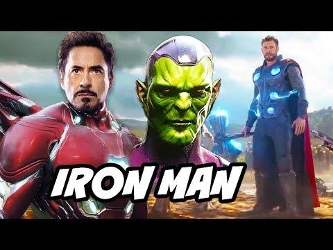 Avengers Phase 4 Iron Man Illuminati Easter Egg Scene Explained