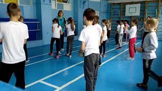 Урок физической культуры 4 класс