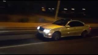 Mercedes W211 E 350 AMG Sound extrem