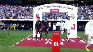 ריאל מדריד נגד מילאן 1-3 גביע הברנבאו