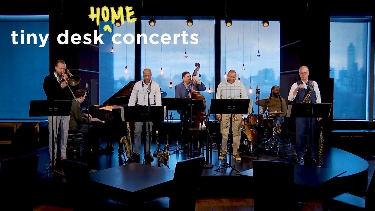 JLCO Septet with Wynton Marsalis: Tiny Desk (Home) Concert