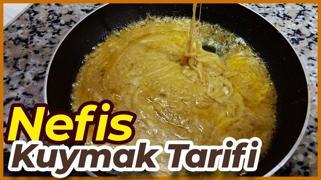 Karadeniz Lezzeti Nefis Kuymak Tarifi - YouTube