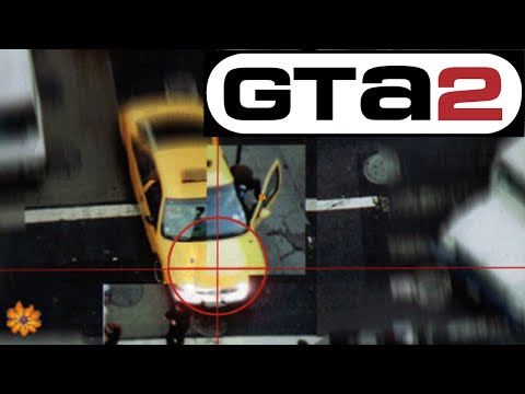 Grand Theft Auto 2 Longplay - Hare Krishna, Industrial District