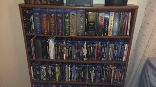 UPDATED BLU-RAY COLLECTION 2018! (300+ Blu-Rays)
