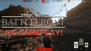 Star Wars Battlefront - SURVIVAL MODE GAMEPLAY! (Battlefront PC Gameplay)
