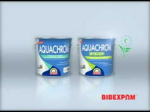 Aquachrom Eco της ΒΙΒΕΧΡΩΜ