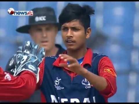 राष्ट्रिय क्रिकेटका सन्दीप लामिछानेलाई अष्ट्रेलियामा खेल्ने मौका !