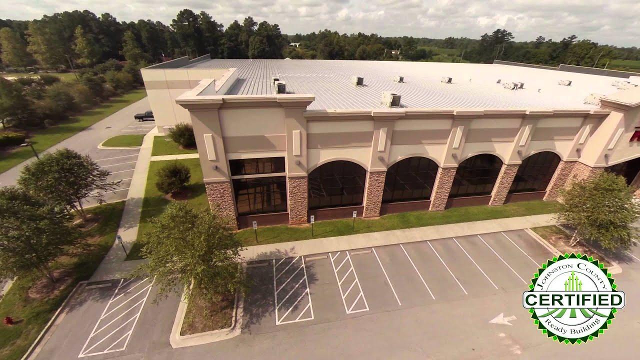 Former Ashley Furniture / Chloe Building   Clayton NC