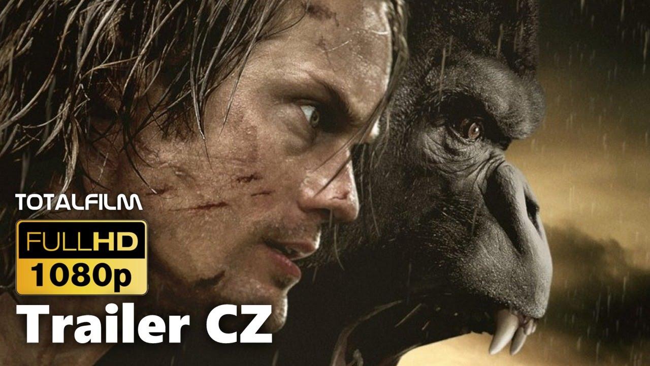Legenda o Tarzanovi (2016) CZ HD trailer