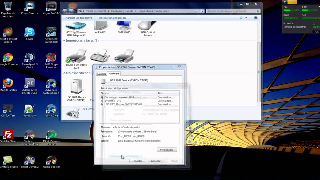 CONCEPTRONIC CHVIDEOCR V3 TV TUNER POWERDIRECTOR WINDOWS 7 DRIVERS DOWNLOAD (2019)